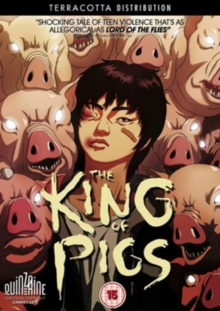 The King of Pigs, DVD DVD