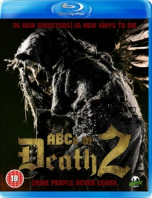 The ABCs of Death 2, Blu-ray BluRay