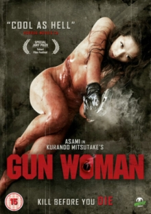 Gun Woman, Blu-ray  BluRay