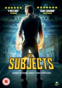 The Subjects, DVD DVD