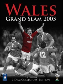 Welsh Grand Slam - Year of the Dragon, DVD  DVD