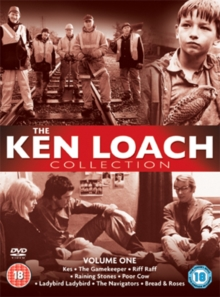 The Ken Loach Collection: Volume 1, DVD DVD