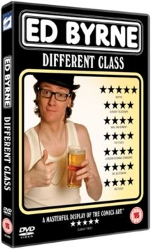 Ed Byrne: Different Class, DVD  DVD