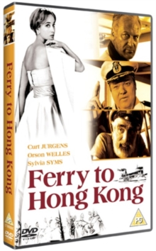 Ferry to Hong Kong, DVD  DVD