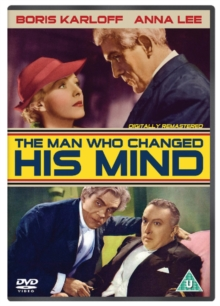The Man Who Changed His Mind, DVD DVD