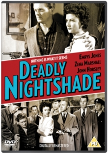 Deadly Nightshade, DVD  DVD