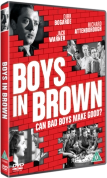 Boys in Brown, DVD  DVD