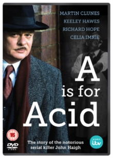 A Is for Acid, DVD  DVD