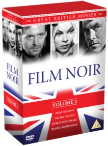Great British Movies: Film Noir - Volume 2, DVD  DVD