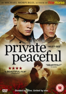 Private Peaceful, DVD  DVD