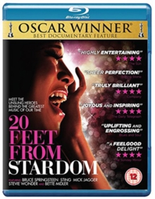 20 Feet from Stardom, Blu-ray  BluRay