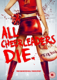 All Cheerleaders Die, DVD  DVD