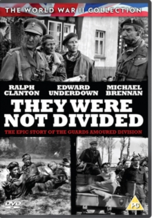 They Were Not Divided, DVD  DVD