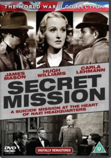 Secret Mission, DVD  DVD