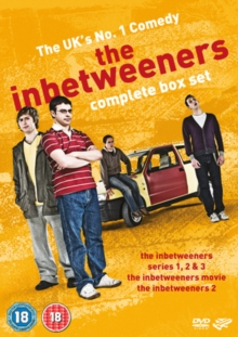 The Inbetweeners: Complete Collection