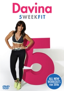 Davina: 5 Week Fit, DVD  DVD