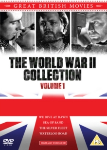World War II Collection: Volume 1, DVD  DVD