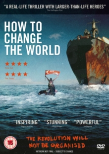 How to Change the World, DVD  DVD