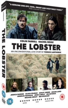 The Lobster, DVD DVD