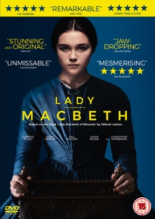Lady Macbeth, DVD DVD