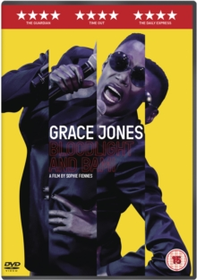Grace Jones - Bloodlight and Bami, DVD DVD