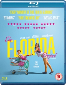 The Florida Project, Blu-ray BluRay
