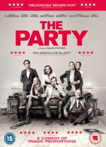 The Party, DVD DVD