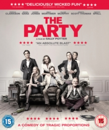 The Party, Blu-ray BluRay