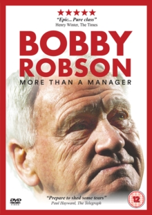 Bobby Robson - More Than a Manager, DVD DVD