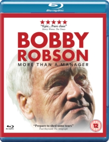 Bobby Robson - More Than a Manager, Blu-ray BluRay