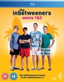 The Inbetweeners Movie 1 and 2, Blu-ray BluRay