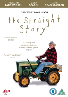 The Straight Story, DVD DVD