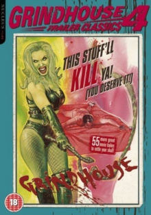 Grindhouse Trailer Classics: Volume 4, DVD  DVD