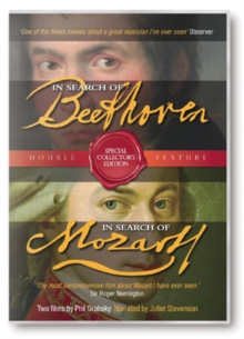 In Search of Beethoven/In Search of Mozart, DVD DVD