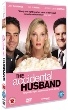 The Accidental Husband, DVD DVD