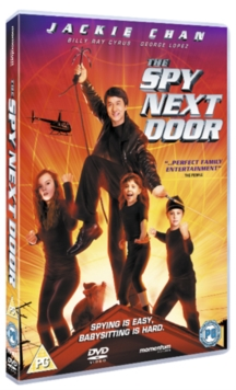 The Spy Next Door, DVD DVD
