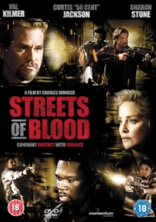 Streets of Blood, DVD  DVD