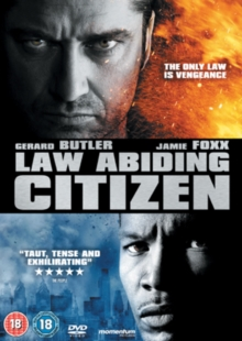 Law Abiding Citizen, DVD  DVD