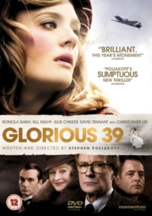 Glorious 39, DVD  DVD