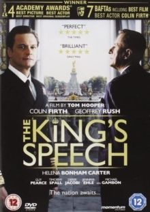 The King's Speech, DVD DVD
