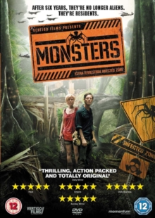 Monsters, DVD  DVD