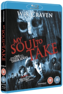 My Soul to Take, Blu-ray  BluRay