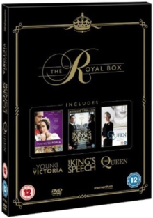 The King's Speech/The Queen/The Young Victoria, DVD DVD