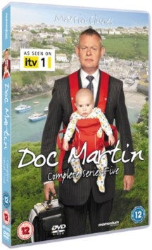 Doc Martin: Complete Series Five, DVD  DVD