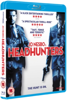 Jo Nesbo's Headhunters, Blu-ray  BluRay
