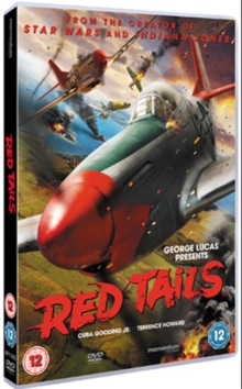 Red Tails, DVD  DVD