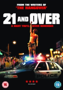 21 and Over, DVD  DVD