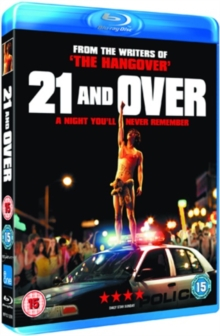 21 and Over, Blu-ray  BluRay