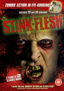 The Stink of Flesh, DVD DVD
