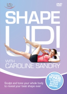 Shape Up With Caroline Sandry, DVD  DVD